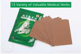 Pain Relief Tiger Patches