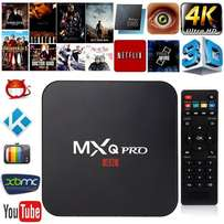MXQ PRO 4K Quad Core Android Smart TV BOX UCD S905 64-Bit Android 5.1