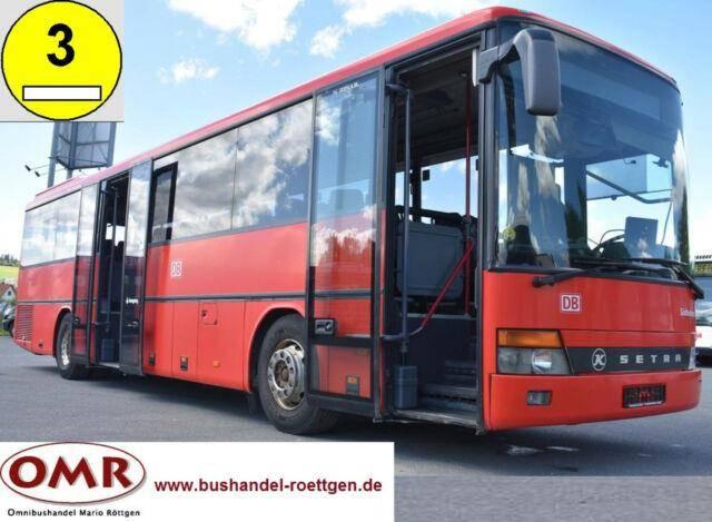 Setra S 315 UL / 550 /316 / GT / H - 2002