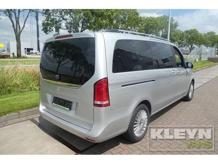 Mercedes-Benz V-KLASSE 220 CDI lang led 8-persoons - 2018 - image 4