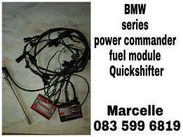 BMW series motorcycle accessories