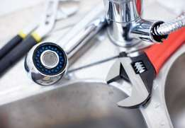 Tackling a challenge in plumbing works