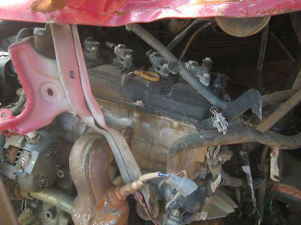2012 TOYOTA ETIOS Stripping for spares Newcastle - image 5