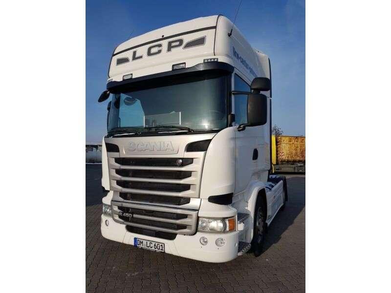 Scania R450 Kompressor / Leasing - 2016