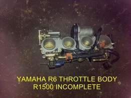 Assorted carbs and throttle bodies continued