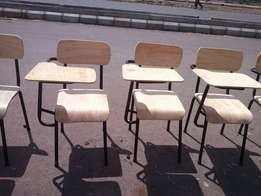 Newly made Durable,Affordable college,school chairs