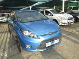 2009 Ford fiesta 1.6 trend for sale