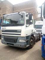 DAF CF 85.410 Manual Transmission 2010 Model