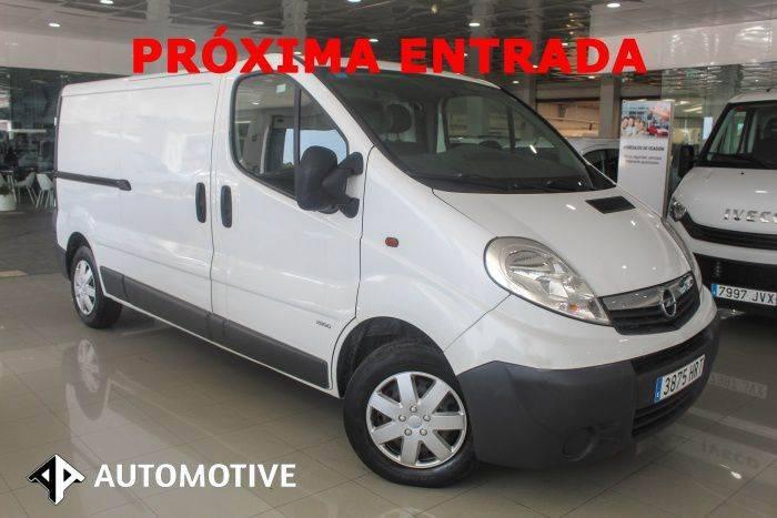 Opel Vivaro Fg. 2.0cdti 29 L2h1 90 E5 - 2013