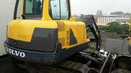 Volvo EC55BPRO Mini Excavator - 2013 model, 4000 hours