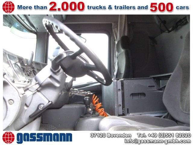 Scania 144G 530 6x4 mit Kran Loglift F 215 Z - 1999
