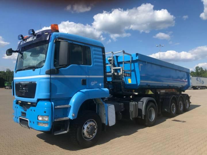 Schmitz Cargobull SGF S3 - 2014