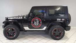 Savage Jeep Wrangler 3.8 V6