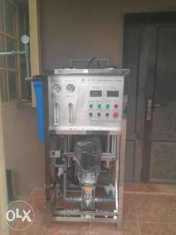 RO water purifier for industrial use (new) Lagos Mainland - image 1