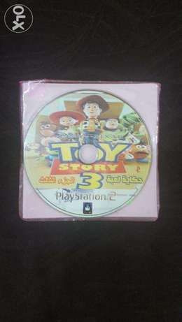 Toy story 3 Play Station 2 DVD