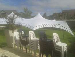 lounge set up,wedding decor,events hire &hiring.stretch tents