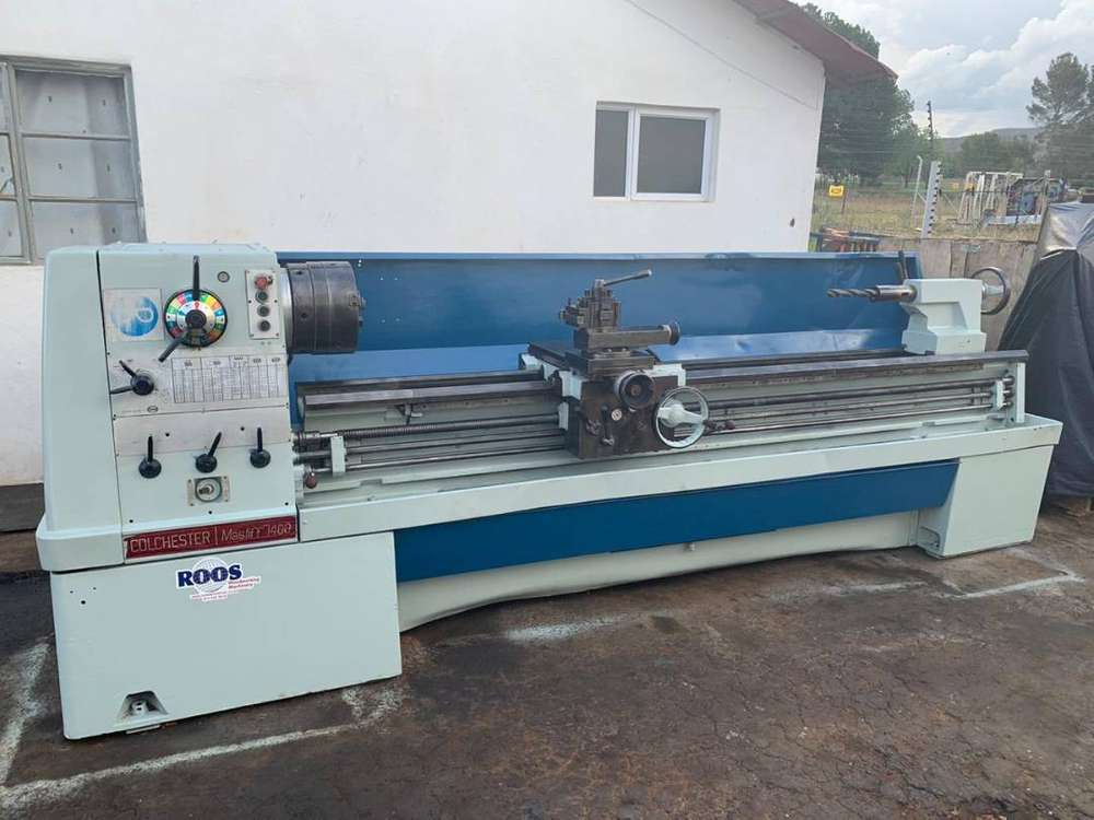 Lathe Classified Ads In Business Industrial Equipment Olx South Africa