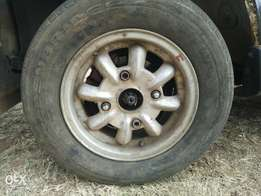 "Subaru Leone 13"" banana rims needed"