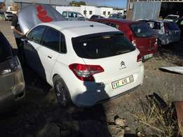 Citroen c4 2013 breaking for spares