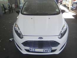 2013 Ford Fiesta 1.4 Ambiente selling for R105000