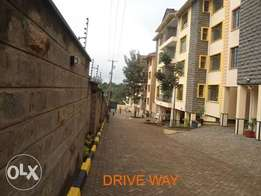 3Brm Apartment in Ruaka for rent
