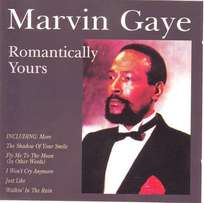 Marvin Gaye - Romantically Yours (CD)