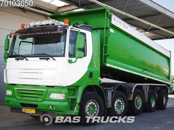 Ginaf X 5250 TS 10X4 NL-Truck WS Big-Axle Euro 5 - 2010