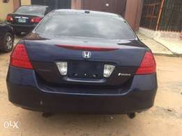 Precious Honda Accord 2007 Model