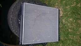 Radiator for 2.7 Toyota Hilux Toyota Hilux