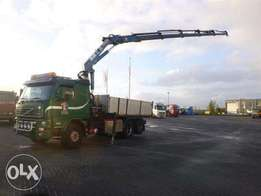 Volvo Fm12.380 6x2 Hmf 2223 K5 Full Steel - To be Imported