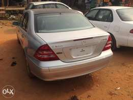 Neatly Toks Mercedes Benz C280 4matic 05