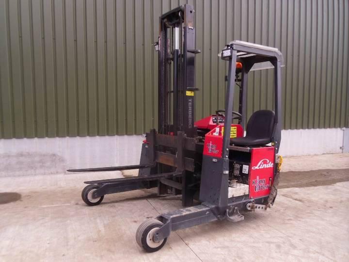 Linde Terberg King Lifter Forklift - 2014 - image 12