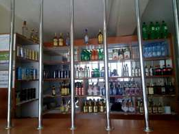 Quick sale - Wines and Spirits shop in Kitengela town