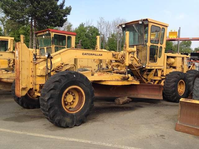 Caterpillar 14G - 1975