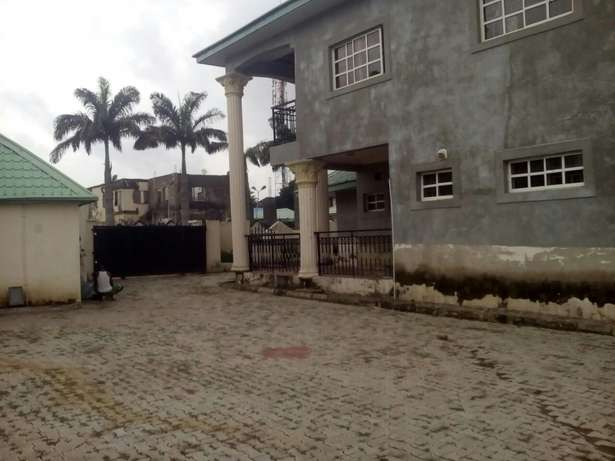 4bedroom Duplex with 2bedroom Chalet and BQ for sale at Gwarinpa Gwarinpa Estate - image 3