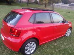 2012 volkswagen polo 6 perfect condition 1.6