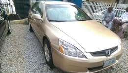 Honda Accord 2005 in excellent condition