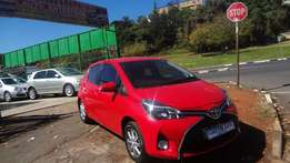 2015 toyota yaris t1 for sale