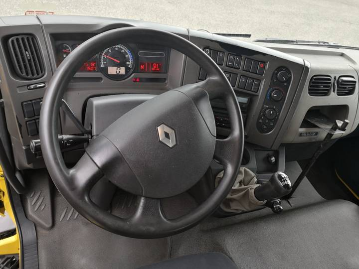 Renault Midlum 240 DXI 4x2 Dubbelcabine (6persoons) Euro4 - JIGE ... - 2009 - image 20