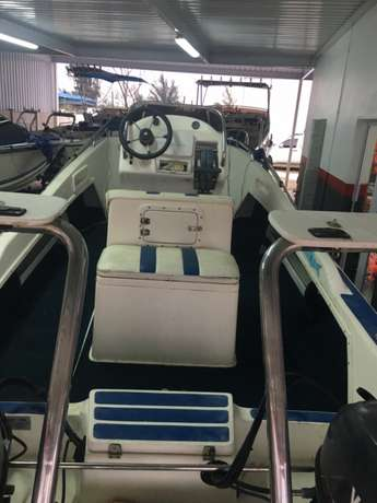 F16 Z-Craft with 2 x 40 hp Yamaha motors for sale Richards Bay - image 6