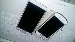 Samsung s3 mini and S4