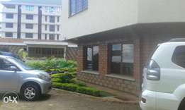 Rhapta Road office space 6 bedrooms house to let