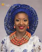 Make your ASO oke and bead , makeup from sayrahbeauty store.