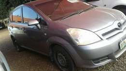 Toyota Verso for sale Lichtenburg