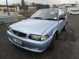 Toyota Tazz for sale R17.000