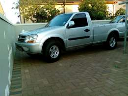 Bakkie and driver 4 hire