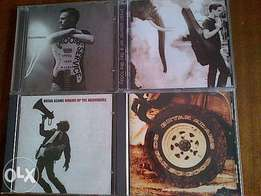 2 Bryan Adams cds good to excellent condition