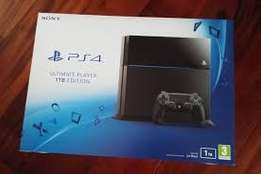 PS4 Console 1TB New in box