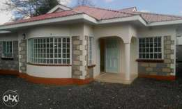 An executive 3 bedroom 2 en suite in Ongata Rongai