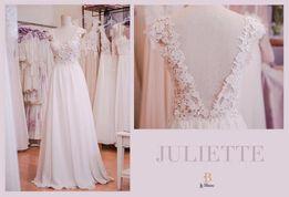 941649c8 Suknia Ślubna model Juliette, Atelier Juliette, r. 36/38